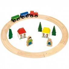1st Train Set