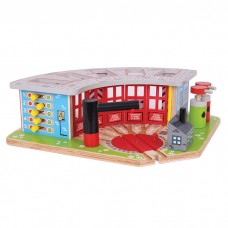 5 Way Engine Shed