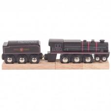 Black 5 Engine