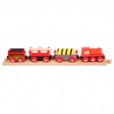 Supplies Train