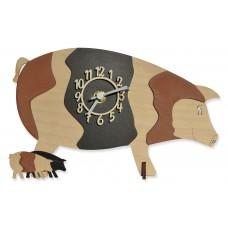 Pig Mini Clock