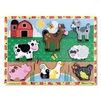 Farm Chunky Puzzle