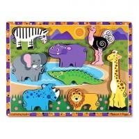 Safari Chunky Puzzle