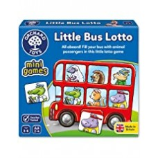 Orchard - Mini Games - Bus Lotto