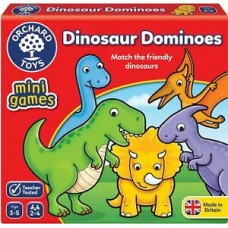 Orchard - Mini Games - Dinosaur  Dominoes